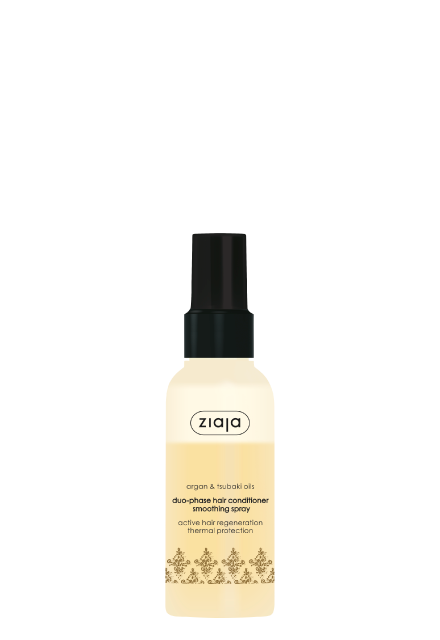 duo-phase hair conditioner