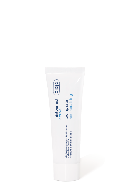 active remineralising toothpaste