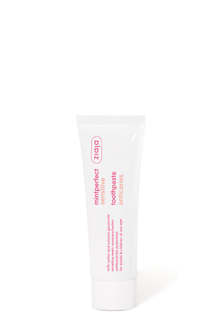 sensitive anticaries toothpaste