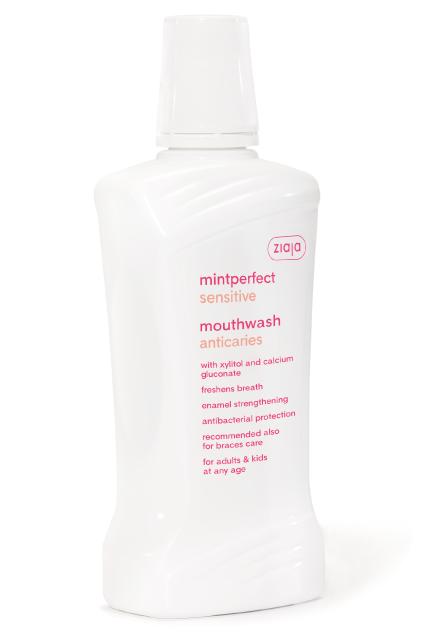sensitive anticaries mouthwash