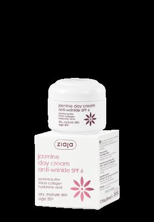 day cream anti-wrinkle SPF 6
